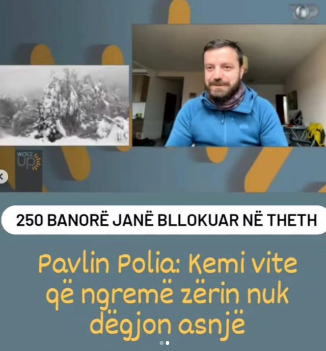 Video/ Hapet rruga për në Theth! Për Pavlin që të