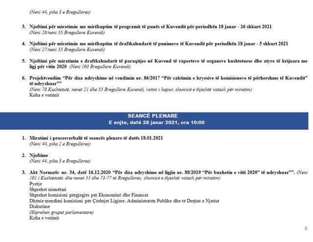Marrëveshja për importin e vaksinave nga Pfizer miratohet me 28 janar