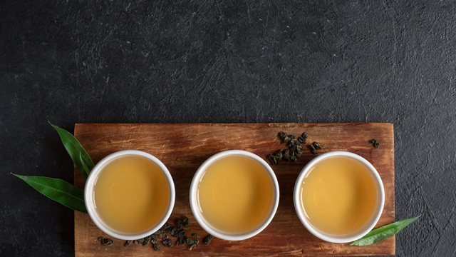 Drinking this tea can help you burn fat during sleep