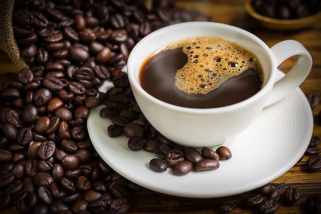 What happens to the body if you do not drink coffee in the morning