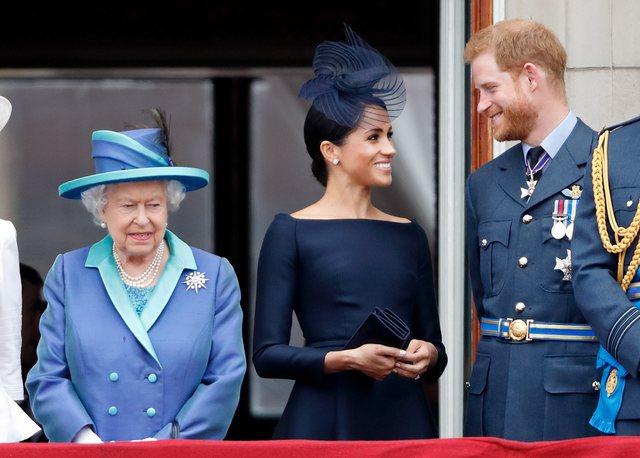 Hapet sondazh për ditëlindjen e mbretëreshës, Harry dhe