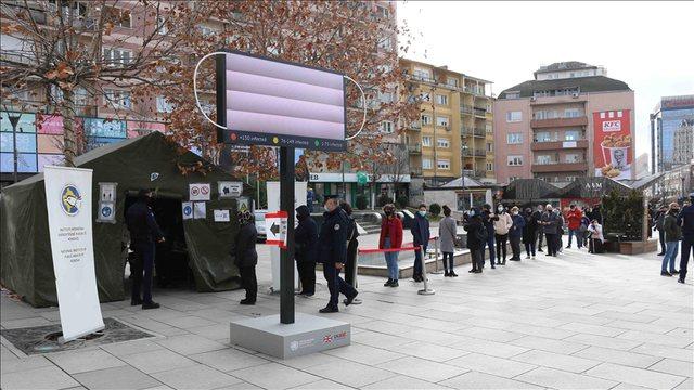 Kosova zbut masat anti-Covid