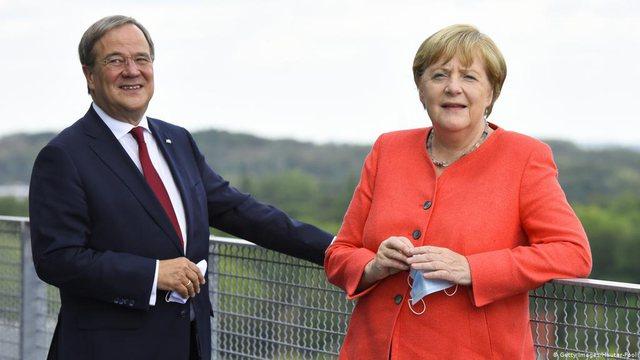 Do të zëvendësojë Angela Merkel, Armin Laschet zgjidhet kreu