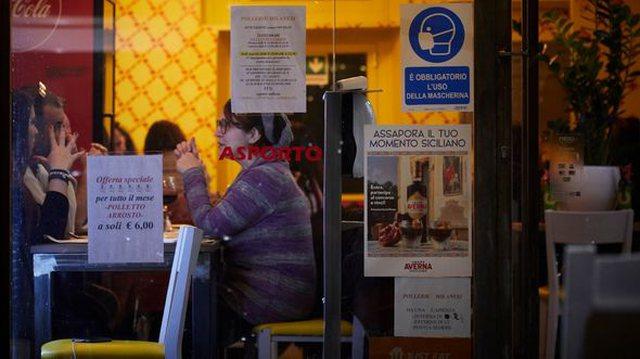 Italia në prag të mosbindjes: Pronarët nuk mbyllin lokalet:
