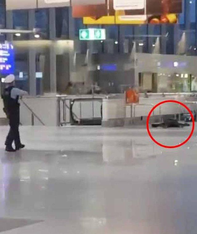 Alarm për bombë në aeroportin gjerman të Frankfurtit