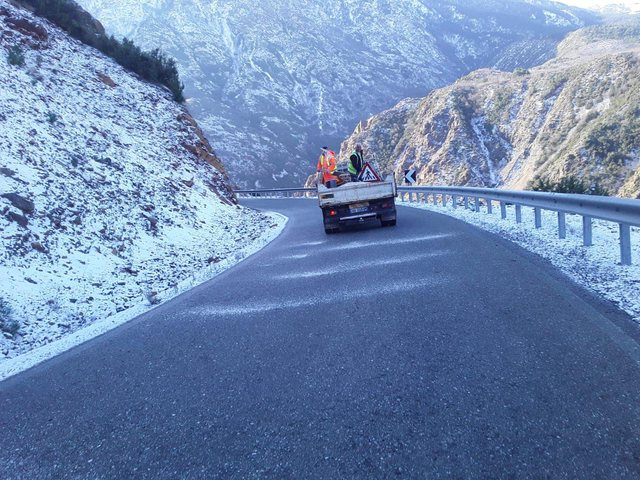Very cold! Road situation, ARA: Beware of drivers from frost, photos from the
