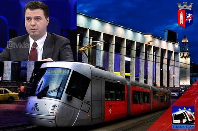 Veliaj ironizon Bashën: Erdha me tram në Kavajë! Është