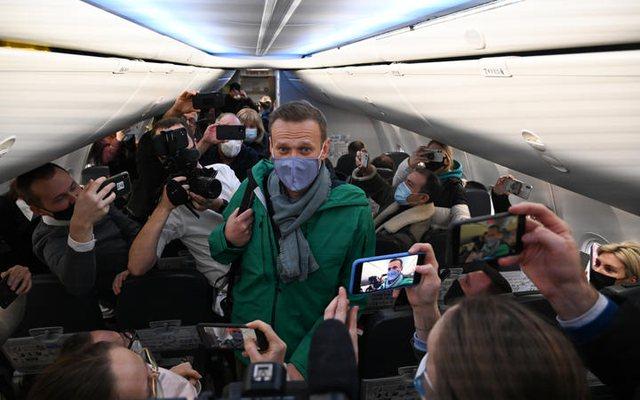 BE dhe SHBA kërkojnë lirimin e Alexei Navalny