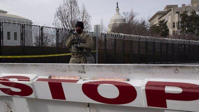 Alarm sigurie, ndërpritet prova e inagurimit të Joe Biden në