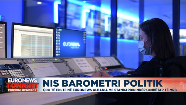 Sondazhi i Euronews nga 21 Janari deri në 25 Prill që do ju mbajë