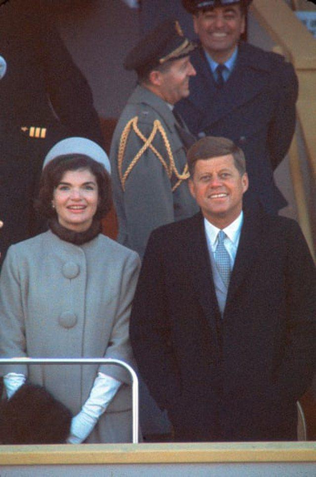 Fotoja e paharrueshme e 60 viteve më parë me veshjen e Jackie Kennedy,