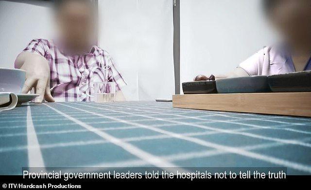 Publikohet videoja tronditëse e mjekëve në Kinë: