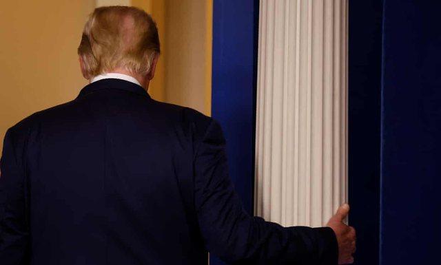 Dita e fundit e plotë e Donald Trump si president i SHBA