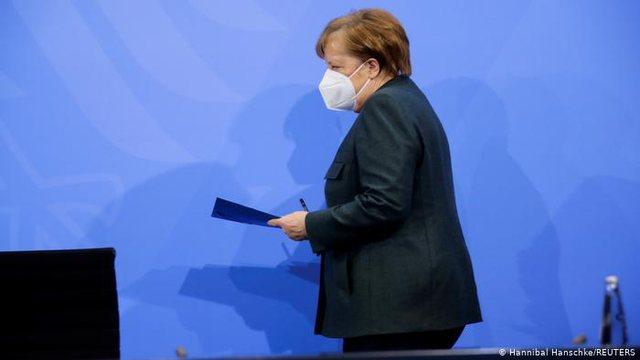 Gjermania përforcon masat kufizuese ndaj koronavirusit