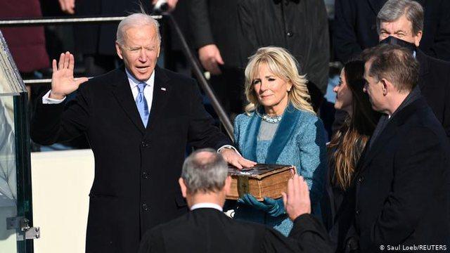 Joe Biden, një president me dhembshuri dhe frymë ekipi