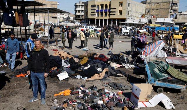 Sulme kamikaze në qendër të Bagdadit, 28 të vdekur dhe 70
