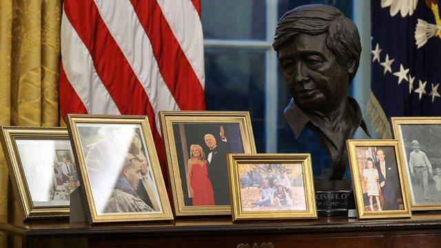 Tapeti, bustet, portretet dhe çdo detaj i ri dhe shumë ndryshe.