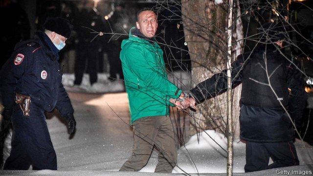 Bota nuk duhet të pranojë burgimin e Alexei Navalny