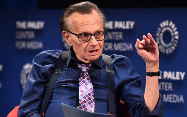 Ndahet nga jeta Larry King, njeriu që vuri para pozitave burra shteti