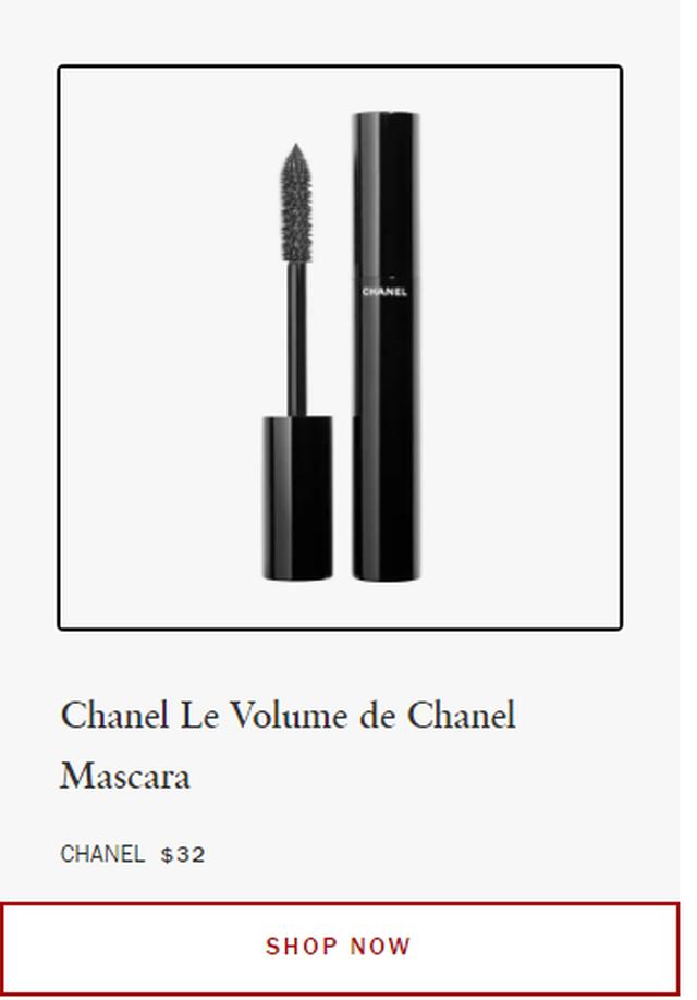 Nga Lancome tek Maybelline: Vogue rendit 15 rimelët më të