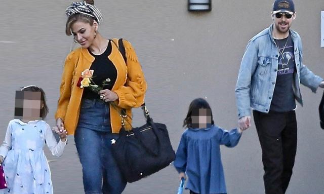 Vajza i tërhoqi veshin, Eva Mendes largohet nga rrjetet sociale