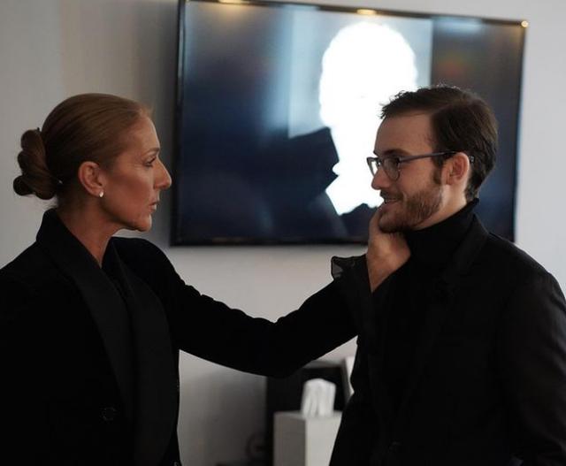 Shënimi i Celine Dion për ditëlindjen e djalit nxjerr në pah