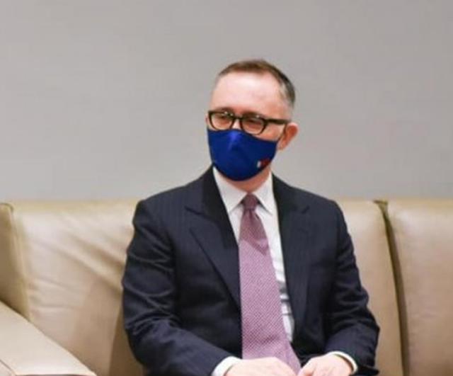 Përgjimet e Ndrangheta-s, ambasadori italian: T'i lemë