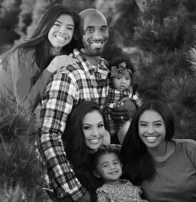 Një vit pas vdekjes së burrit dhe vajzës, Vanessa Bryant mori
