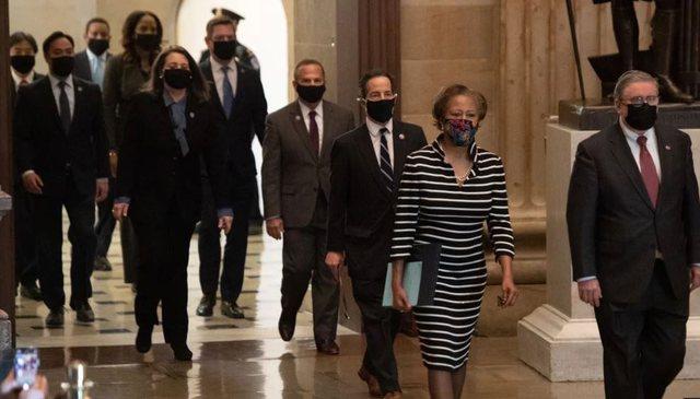 Senati merr zyrtarisht akuzën ndaj ish-presidentit Trump