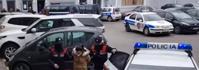 Dalin pamjet nga arrestimi i infermieres së Infektivit që akuzohet se
