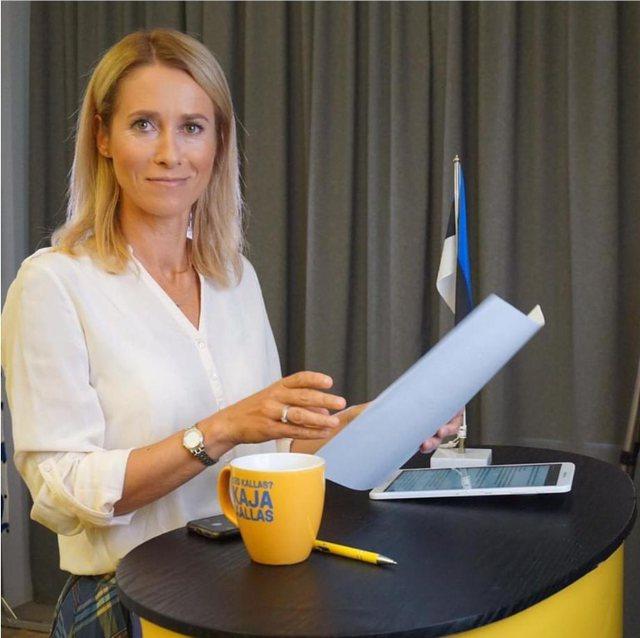 Kryeministrja beqare e Estonisë, me 5 milion euro pasuri dhe me yllin