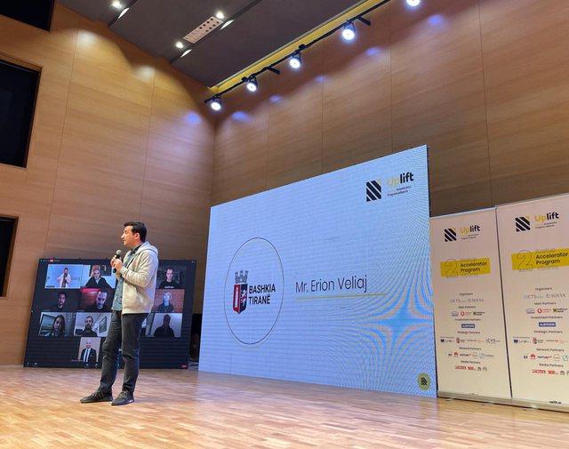 Tirana promotore e start up-eve, Veliaj: Piramida me 3 hapësira inovative,