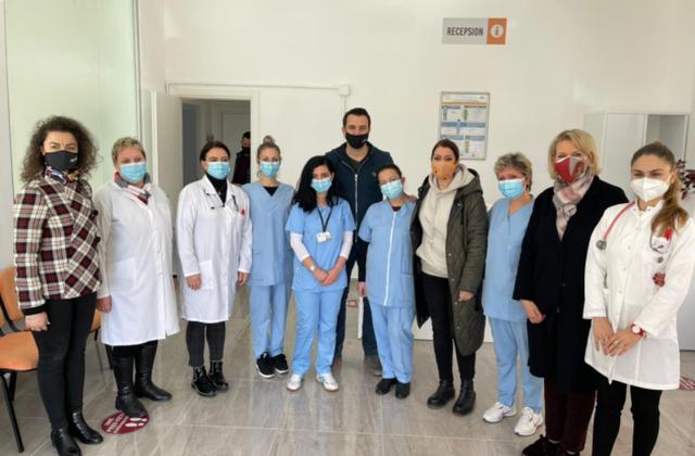 Selita ka një qendër të re Shëndetësore, Veliaj: Askush