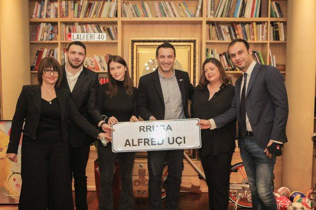 Kjo është rruga në Tiranë që merr emrin e akademikut