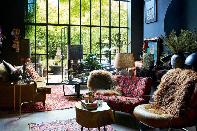 Si të sillni stilin maksimalist në shtëpinë tuaj