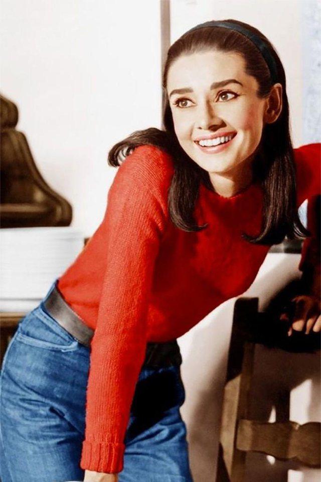 Po të kishte Audrey Hepburn llogari në Instagram sot...