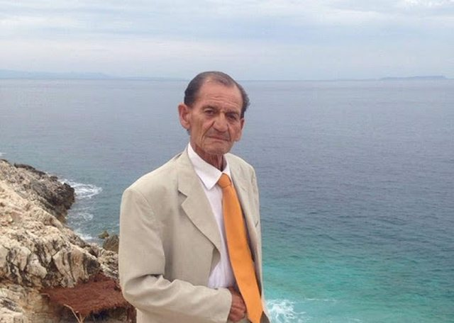 Poeti dhe patrioti i pashoq Lefter Çipa shuhet në Himarë