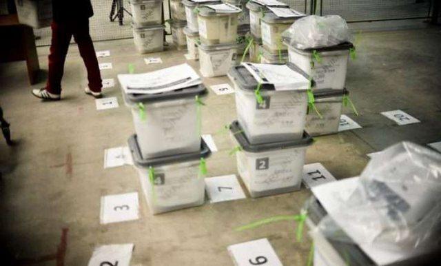 KQZ e Kosovës vendos për rinumërimin e 494 vendvotimeve
