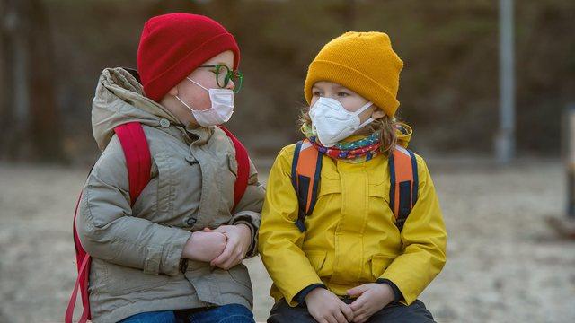 Foto/ Simptoma e Covid tek fëmijët që nuk duhet neglizhuar nga