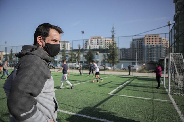 Tirana me 75 terrene të reja sportive e kënde lojërash