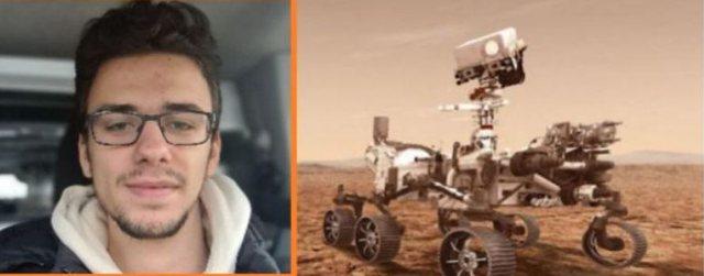 Njihuni me Benet Nurën, i pari banor shqiptar i planetit Mars dhe historia