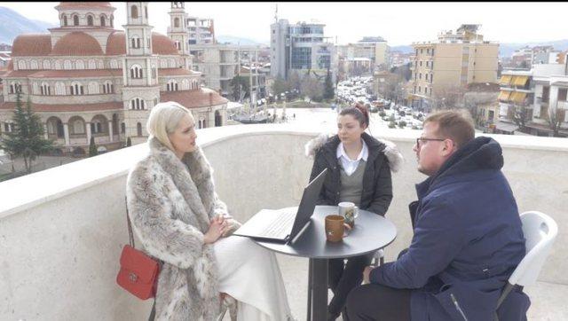 Rama prezanton të rinjtë nga Korça të cilët janë