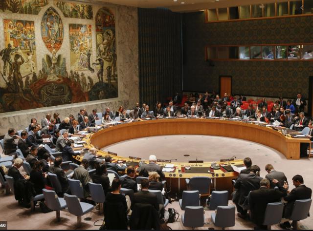 Këshilli i Sigurimit në OKB miraton rezolutën për barazi