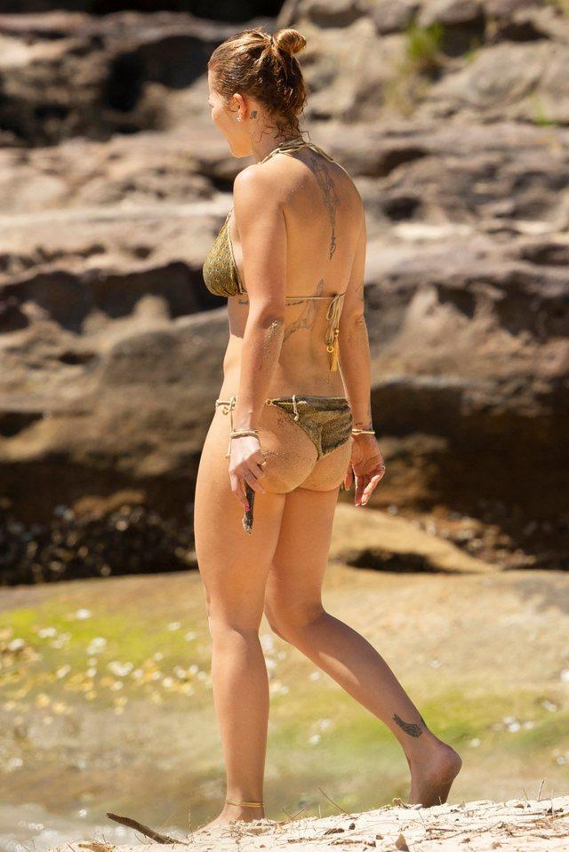 Foto/ Gjëja e parë që bëri Rita Ora pas karantinës