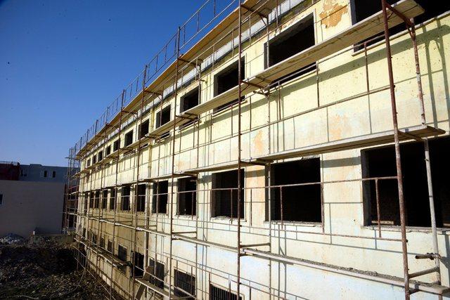 Foto/ Rikonstruktohet shkolla 'Fiqiri Kurti' në Kavajë: