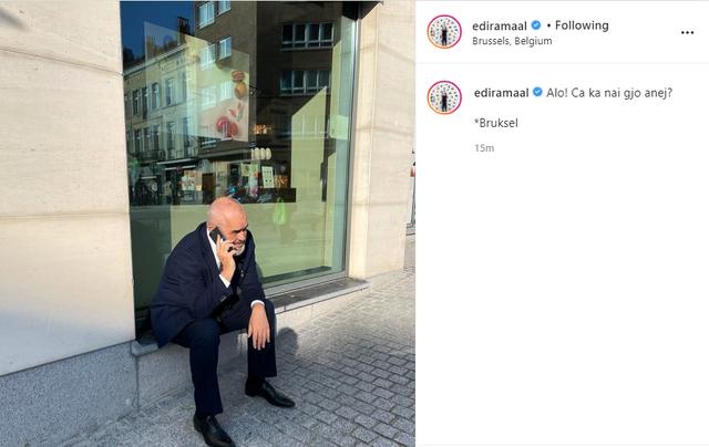TIP i përgjigjet Edi Ramës: Asgjë robo! Dielli në
