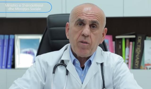 Masat e kufizimit nuk ndryshojnë, doktor Pipero: Ka hezitim për