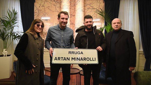 Një rrugë në Tiranë merr emrin e regjisorit të