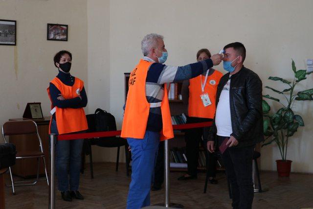 Demonstrimi i Identifikimit Elektronik për zgjedhjet! Celibashi: Jep siguri