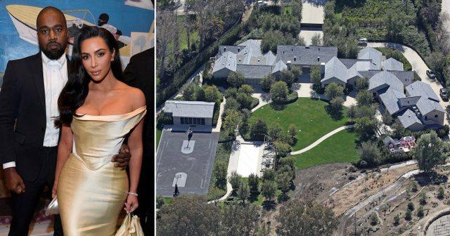 Kim do mbajë rezidencën në Hidden Hills pas divorcit, dy arsyet